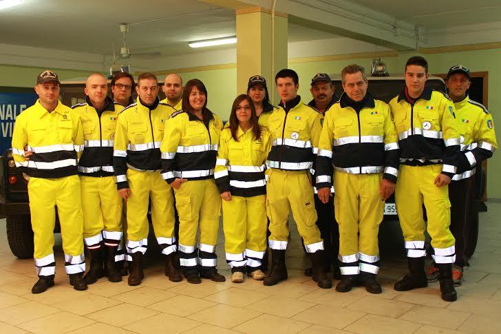 protezione civile caserta