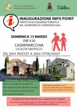 info point casertavecchia