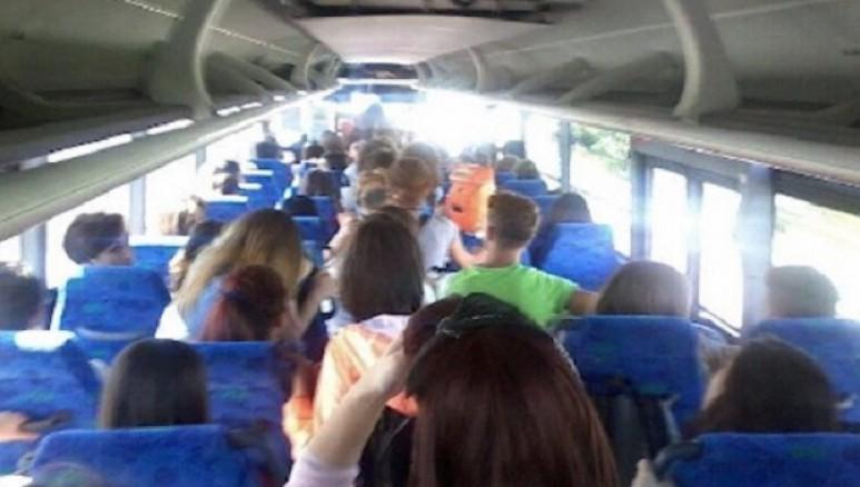 autobus studenti