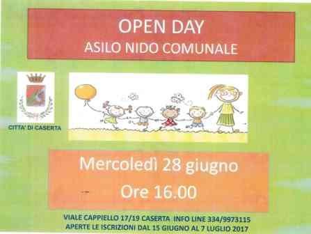 OPEN DAY ASILO NIDO