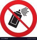 no spray