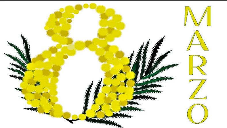 8 marzo mimose