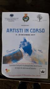 ARTISTI IN CENTRO