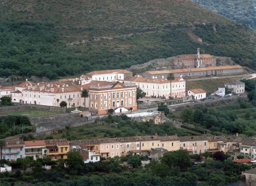 monumenti caserta