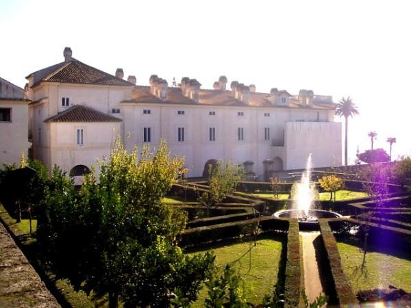 Veduta del Belvedere