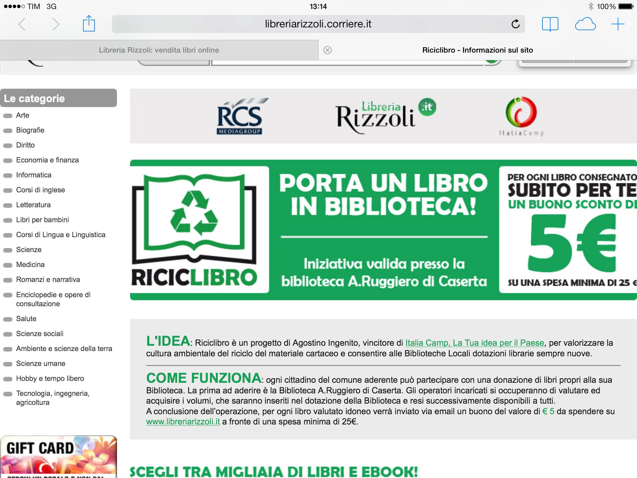 riciclibro