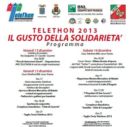 eventi telethon