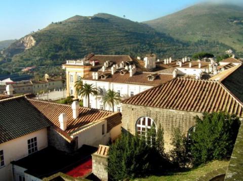 Belvedere di San Leucio - Panoramica