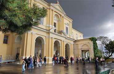Santuario di Santa lucia in Centurano